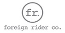 Foreign Rider