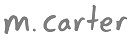 m.carter